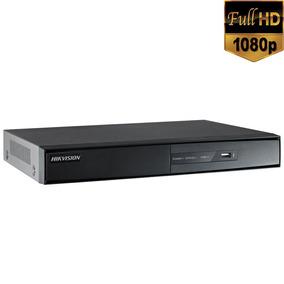 Dvr 4 Canais Hibrido 1080p Hikvision Ds-7204hqhi-f1/n 8341