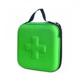 Botiquín De Primeros Auxilios Plus Kit Green 41 Elementos