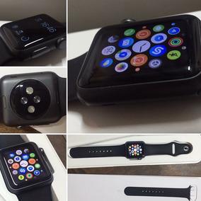 Apple Watch 38mm - Aluminium - En Caja Con Todos Los Acc.