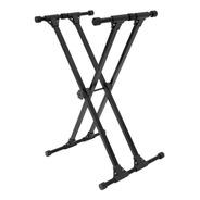 Suporte Pedestal Estante Em X Profissional Teclado E Dj 40kg