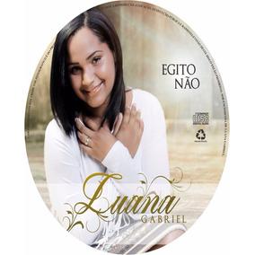 Cd Luana Gabriel Evangélico Gospel Lançamento Promoção