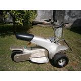 Triciclo Para Golf A Batería 3d Crucero De Golf