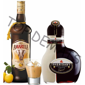 Kit C/ 1 Licor Sheridan