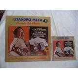 Lisandro Meza ´´ La Cumbia Del Amor´´ Lp Y Ep De 45