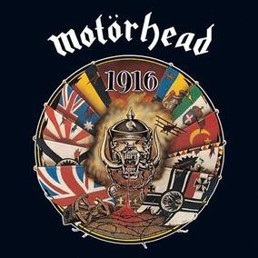 Motorhead - 1916 - Cd Importado. Nuevo, Cerrado