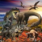 Banners-murales-gigantografias-dinosaurios-1,40 Mt X1,40 Mt.