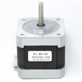 Motor A Pasos Nema17 De 40mm De Largo, 1.2a