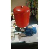 Bomba De Agua Pedrollo 0.5 Con Sistema De Presión