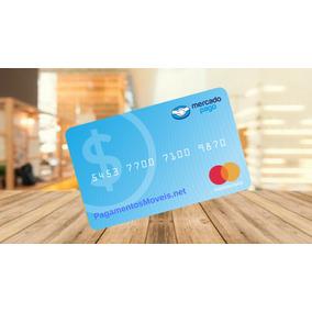 Cartão Pré-pago Mercado Pago Internacional Da Mastercard