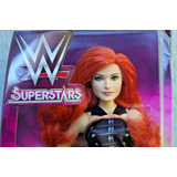 Becky Lynch Muñeca Wwe Divas Elite Barbie