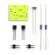Kit Sensor De Control De Luz Conjunto Fotosensible