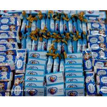 Candy Bar Froozen - Ana Y Elsa P/30 Chicos/90 Golosinas!