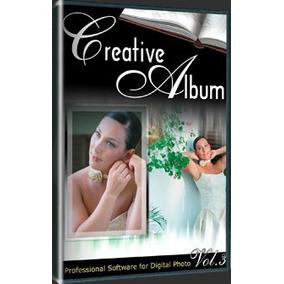 Album Plantillas Creative Album 3 Fotolibros Envio Gratis