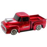 Mine Modelo Carro Caixa De Som Pick-up Chevrolet