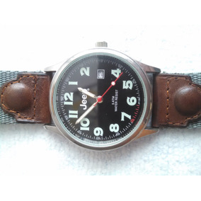 bb3750711cf Relogio Jeep Outdoor 1011 Quartz Novo Militar - Joias e Relógios no ...