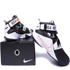 Tênis Nike Soldier 9 Lx Importado James Lj 11 10 X Xl Kobe