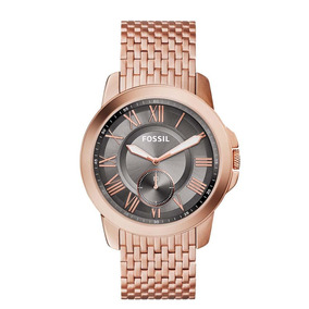 7958d9aedec Relogio New Fossil Fs4722 Rose - Relógio Masculino no Mercado Livre ...