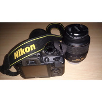 Nikon D3100 18-55 Vr Kit + Zoom Telefoto 55-200mm + Rogue Sa