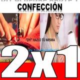Curso Corte Costura Confección 61 Libros Patrones Y Video