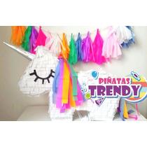 Piñata Artesanal Unicornio