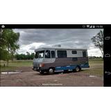 Vendo Motorhome En Camping Ruca Ali