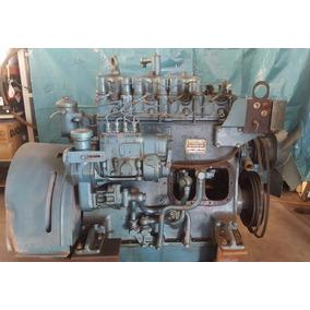 Motor Diesel Mwm Rhs 518 4 Cilindros 1953 52 Cv / 750 Rpm