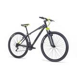 Bicicleta Montaña Kaizer 29 Con Suspensión 21 Velocidades