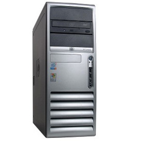 Lote Computadores Hp Pentium 4 512mb Ram Dd 40gb Windows Xp