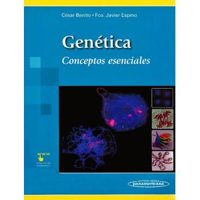 Genética Conceptos, Atlas, Enfoque Y Aplicaciones 4 Libros