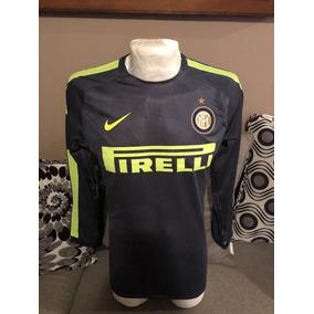 camisetas de futbol Inter Milan manga larga