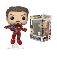 Iron Man Tony Stark Funko Pop Version Exclusiva