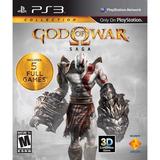 God Of War Saga - Ps3 ( Nuevo )