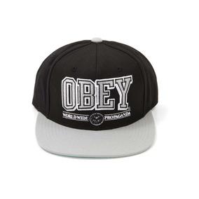 Gorra Obey Athletics Snapback Original Nueva Huf Rebel8