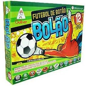 Jogo De Botão - Bolão Gulliver 12 Times Completos
