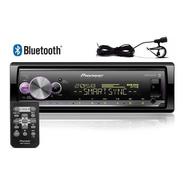 Auto Radio Mp3 Pioneer Mvh-x3000br Flashing Light Bluetooth