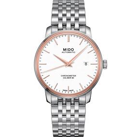 Reloj Mido Baroncelli Ill M027.408.41.011.00 Ghiberti