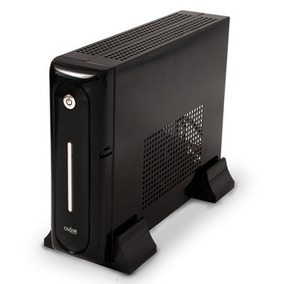 Gabinete Overcase Mini Itx 2012 Black C/ Fuente