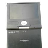 Dvd Player Powerpack Px 66 Somente O Lcd Funciona Ok Usado