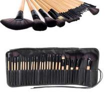 Kit De Brochas De 24 Piezas Para Maquillaje Marca Mac