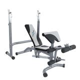 Banco De Pesas Olímpico Sport Fitness Ref 071342