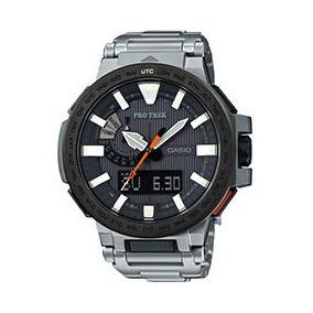 1370e55d53f Casio Pro Trek Pwx 8000t 7jr - Relógios De Pulso no Mercado Livre Brasil