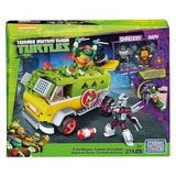 Tortugas Ninja - Vagon De Fiesta - Megablock