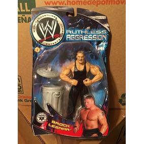 WWE Brock Lesnar Ufc Retro Figura De Acción MATTEL Serie 1 Lucha Libre Luchador