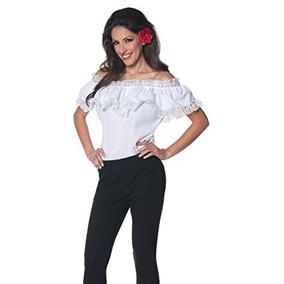 Disfraz Underwraps De La Mujer Señorita De La Blusa