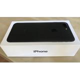 Iphone 7 32gb Negro Sellado, Libre 1 Año Gta Apple México