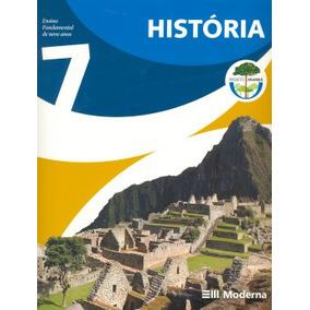 Projeto Arariba - Historia 7º Ano - 2ª Ed