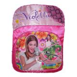 Mochila Jardin Violetta 31 X 24 X 8 Tela Rasada - Tini