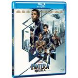 Blu-ray Pantera Negra - Marvel Original Lacrado