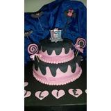 Torta Infantil Monster High