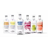 Vodka Absolut Saborizados X 750cc